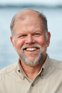 Steve Carpenter is the director of the Center for Limnology. Photo: Jeff Miller, University Communications Photo Library