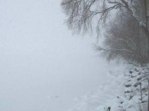 Lake Mendota on January 21, 2007