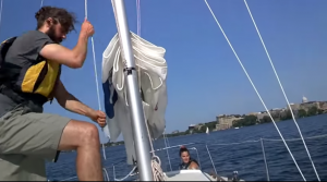 Try your hand at sailing with Hoofer Sailing Club – and get a little physics lesson.